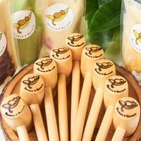 #バナナ叩きチャレンジ BananaBananaのロゴ付き専用ハンマー 1本