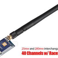FXT FX795T-2 5.8Ghz VTX (25mw or 200mw w/ Race Band)