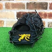 【限定】glove studio RYU 硬式グローブ 高校野球対応 D18型 ブラック 型付け無料