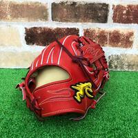【限定】glove studio RYU 硬式グローブ 高校野球対応 KIC型 Pオレンジ 型付け無料