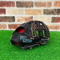 【限定】TEPPEN(てっぺん) 硬式グローブ MIE ブラック 高校野球対応 型付け無料
