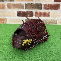 【限定】glove studio RYU 硬式グローブ 高校野球対応 701型 ワインブラウン 型付け無料