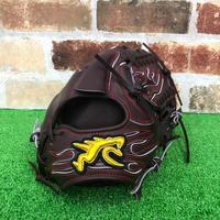 【限定】glove studio RYU 硬式グローブ 高校野球対応 D18型 ワインブラウン 型付け無料