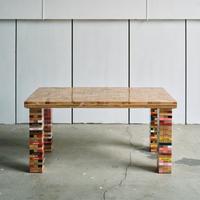 -ASK- JENGA  LOW TABLE