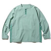 NYLON CHAMBRAY SHIRTS (MINT)