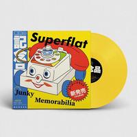 3月下旬入荷予定 - SUPERFLAT / JUNKY MEMORABILIA [LP]