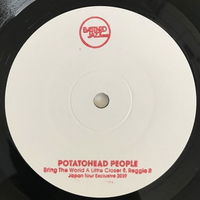 12/13予定 - Potatohead People&Foniks / Bring The World A Little Closer/Kleen [7inch]