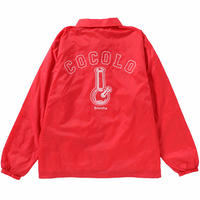 CLASSIC COACH JKT (RED)