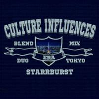 ERA / Culture Influences starrburst blendmix [MIX CD]