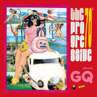 DJ GQ / The progressive 70s [MIX CD]