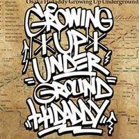 HIDADDY / Growing Up Underground [CD]