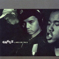 GAGLE / 3 MEN ON WAX [CD]