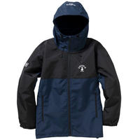 NO.556 SWITCHING SHELL JKT (NAVY/BLACK)