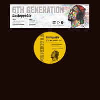 6TH GENERATION - Stay Up feat. IO & HUNGER/想 feat. BUZZ [12INCH]