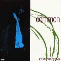 COMMON / RESURRECTION - REISSUE PRESS - [LP]