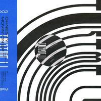 Ohnesty (BRISA+shigge) / Movin On' EP (Inc. Happa Remix) [12inch]