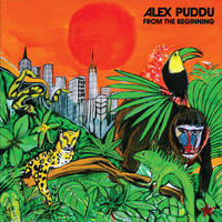 Alex Puddu / From The Beginning (Feat.Lonnie Jordan/WAR) [LP]