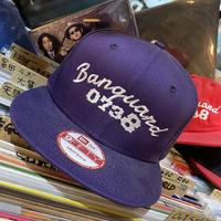 Banguard snapback (purple)