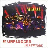 NIRVANA  UNPLUGGED IN NEW YORK (180G) [LP]
