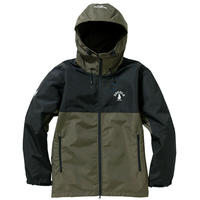 NO.556 SWITCHING SHELL JKT (OLIVE/BLACK)