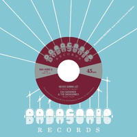 Caz Gardiner & The Badasonics / Never Gonna Let b/w Tic Tac Toe [7INCH]