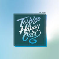 TOSHIZO SHIRAISHI / TOSHIZO AND HAPPY CATS [CD]