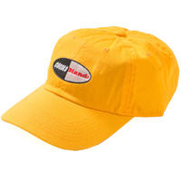 CAPSULE LOGO 6PANELS CAP (GOLD)