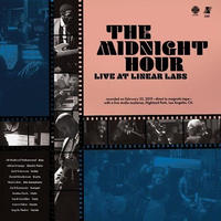 MIDNIGHT HOUR / LIVE AT LINEAR LABS [CD]