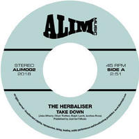 THE HERBALISER / TAKE DOWN - SOME THINGS [7inch]