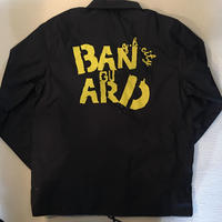 Banguard&Hooliganz Coach Jacket(navy&yellow)
