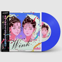 Night Tempo / Wink - Night Tempo Presents The Showa Groove EP2 [7inch]