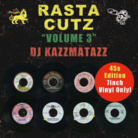 DJ KAZZMATAZZ / RASTA CUTZ VOL.3 [MIX CD]