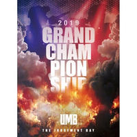 ULTIMATE MC BATTLE 2019 GRAND CHAMPIONSHIP [Blu-ray+DVD]