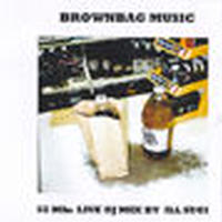 ILLSUGI / BROWN BAG 55min MIX [MIX CD]