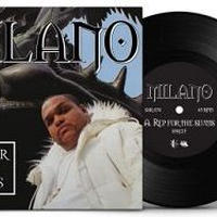 4月下旬入荷予定 - MILANO CONSTANTINE / REP FOR THE SLUMS b/w MY NIGGAZ (BLACK VINYL) [7inch]