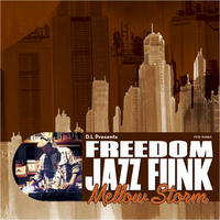 "V.A (Mixed By D.L) / D.L Presents FREEDOM JAZZ FUNK ""Mellow Storm"" [MIX CD]"