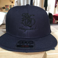 Banguard&Lefdeep snapback(NAVY/BLACK)