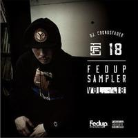 CRONOSFADER / Fedup Sampler Vol.18 [MIX CD]