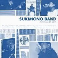 SUKIMONO BAND / Sukimono EP Vol.1 [7INCH]
