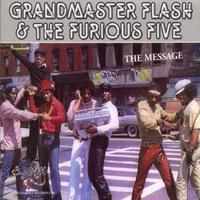 GRANDMASTER FLASH & THE FURIOUS FIVE / MESSAGE 180g [LP]