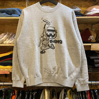 Rollers  Re××Le CREW NECK (gray)