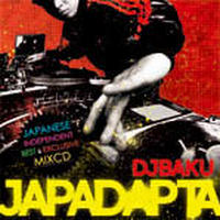 DJ BAKU / JAPADAPTA [MIX CD]