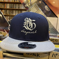 Banguard&Lefdeep snapback(NAVY)