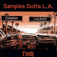 V.A. - SAMPLES OUTTA L.A. / FUNK [LP]