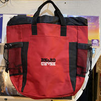 BNGRD BACK PACK (RED)