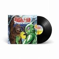 """MR. GREEN x LEE """"SCRATCH"""" PERRY / Super Ape vs 緑: Open Door [LP]"""
