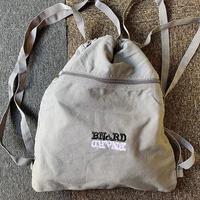 BNGRD pigment canvas sack (GRAY)