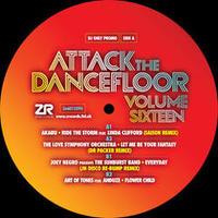 V.A / Attack The Dancefloor Vol.16 [12inch]