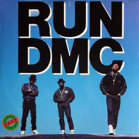 RUN DMC / TOUGHER THAN LEATHER [LP]