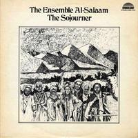 予約 - THE ENSEMBLE AL-SALAAM / The Sojourner -国内盤- [LP]